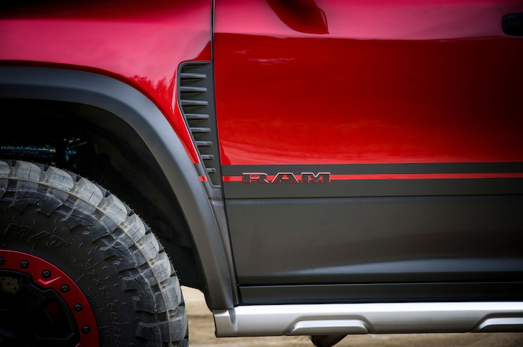 Ram Rebel Trx Concept Side Graphics