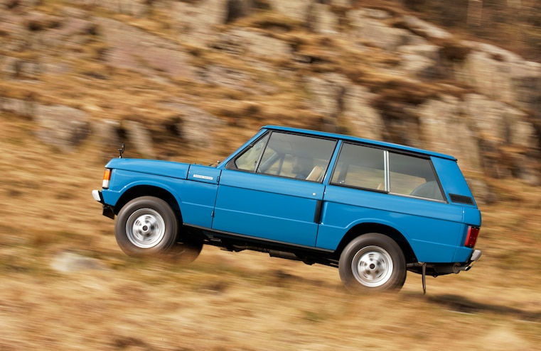 The History of Range Rover - Truck Trend Legends