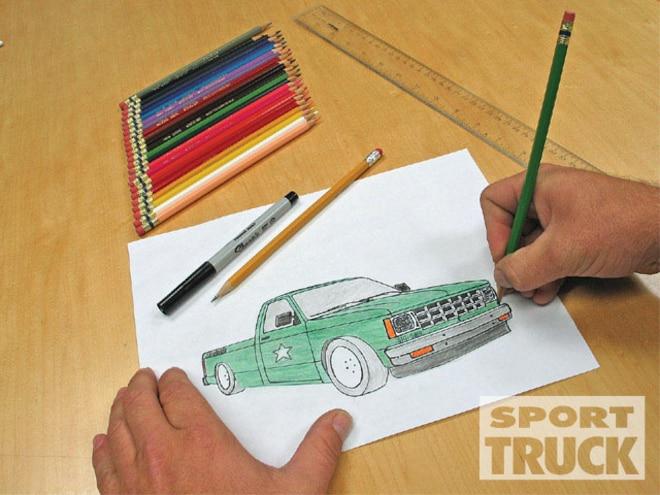 101 Paint & Body Ideas - Tips for Design, Prep, Spraying