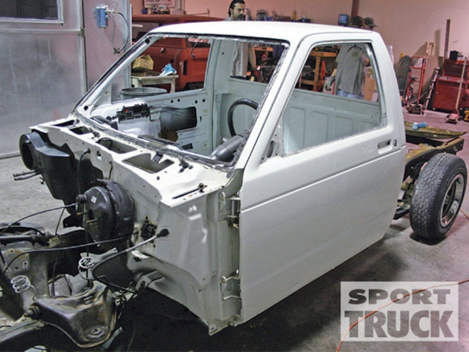 101 Paint Body Ideas Tips For Design Prep Spraying Protection Sport Truck Magazine