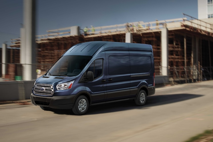 2016 Ford Transit, Transit Connect Get Sync 3, Other Updates