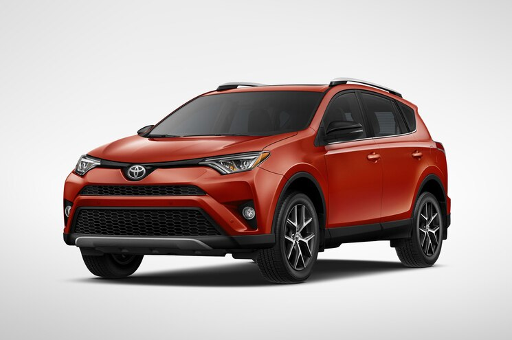 January 2016 SUV Sales –RAV4 Takes the Lead, Rogue on the Rise