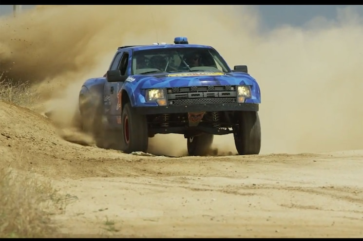 Video: Bryce Menzies Shares Experience of Pre-Running Baja 500