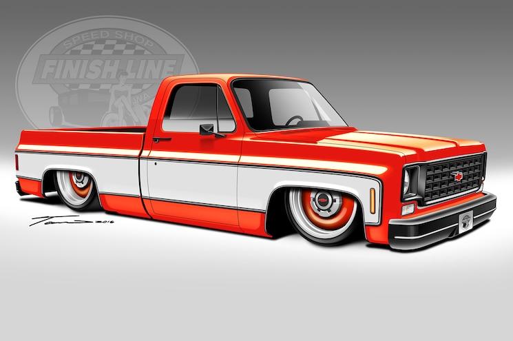 1975 Chevy C10