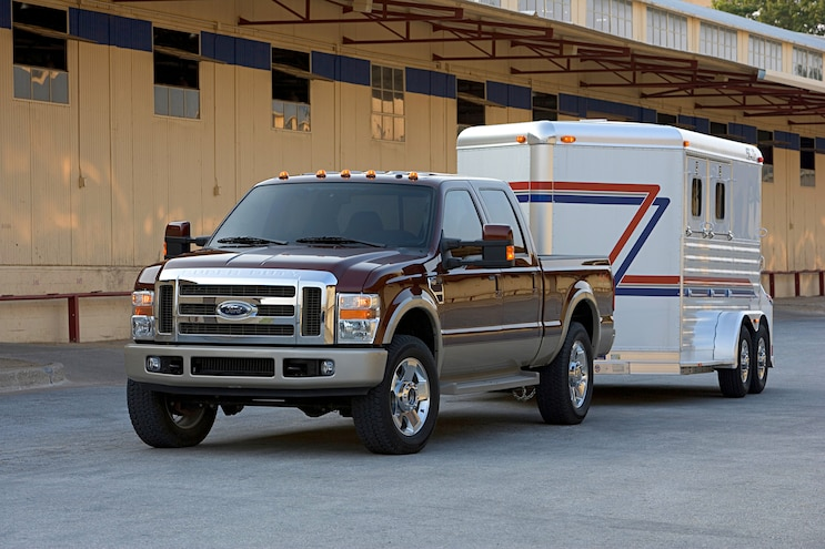 2008 Ford F 250 Kimg Ranch Super Duty Towing