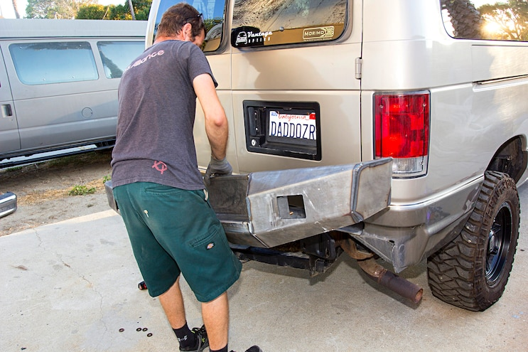 Move Weld It Yourself Bumper Build Install