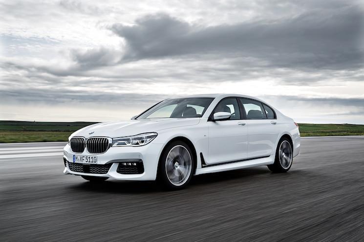 Quad-Turbocharged Diesel Inline-Six in BMW 7-Series' Future