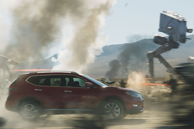 "Nissan Announces ""Rogue One Star Wars Limited Edition"" for Rogue SUV"