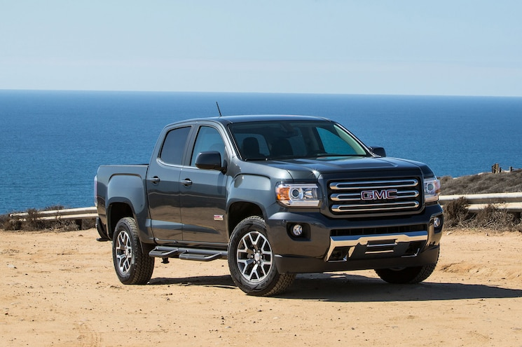 2016 Chevrolet Colorado and GMC Canyon Edge Closer to Market