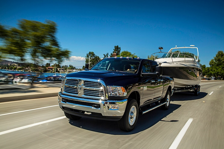 22 2017 Ram 3500 Front Driver Side