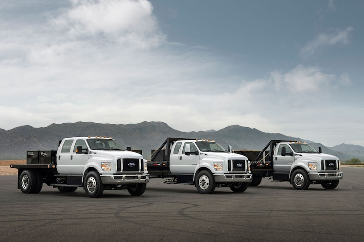 Ford Rebranding Commercial Truck Dealers