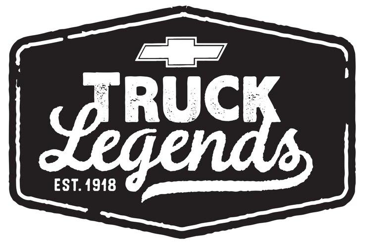 Chevrolet Truck Legends Logo