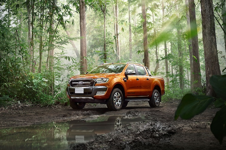 2015 Ford Ranger Wildtrak Jungle
