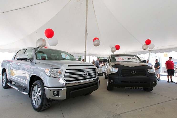 Toyota Buys Victor Sheppard's Million Mile 2007 Toyota Tundra