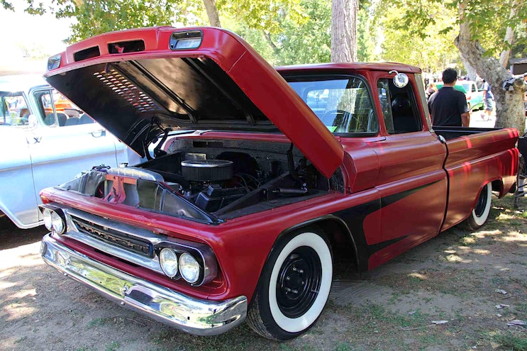 244 Brothers Show N Shine 1960 1966 Chevy C10