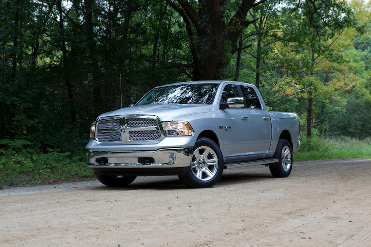 Auto News 8 Lug Work Truck Ram Lone Star Silver Edition 1500 Front 3 4