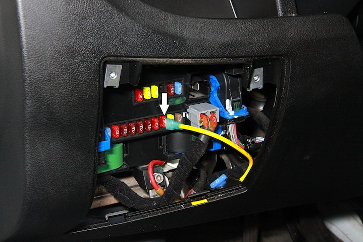 Airlift Promaster Fuse Box
