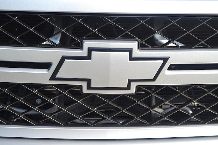 Chevy Silverado Zack Grille