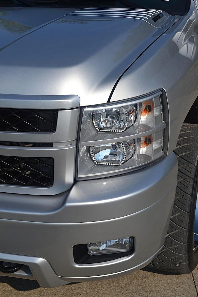 Chevy Silverado Zack Headlights