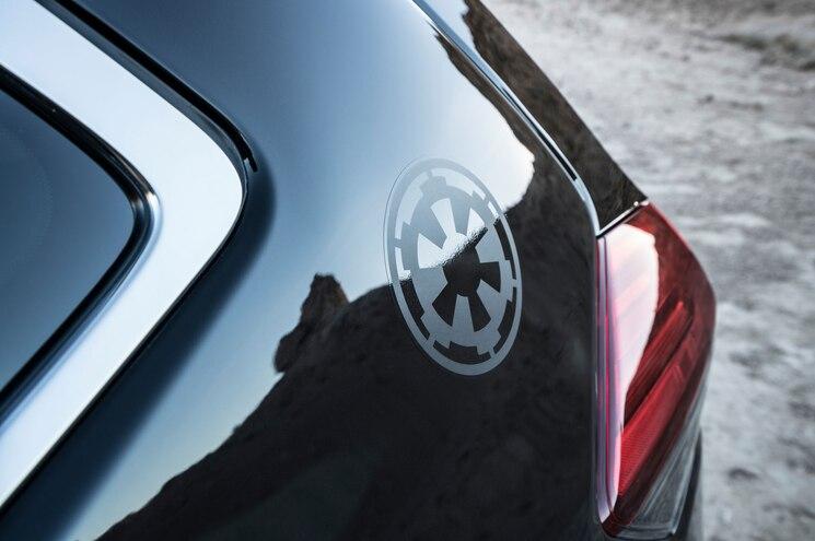 2017 Nissan Rogue One Star Wars D Pillar Decal 03