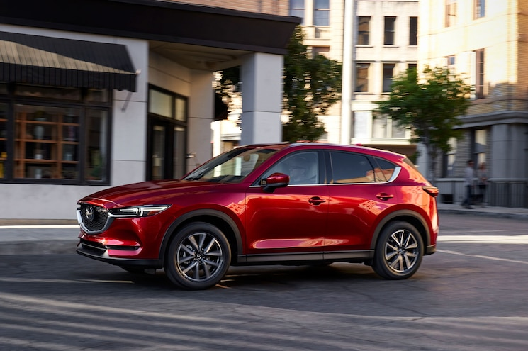 2018 Mazda Cx 5 Left Side Driving