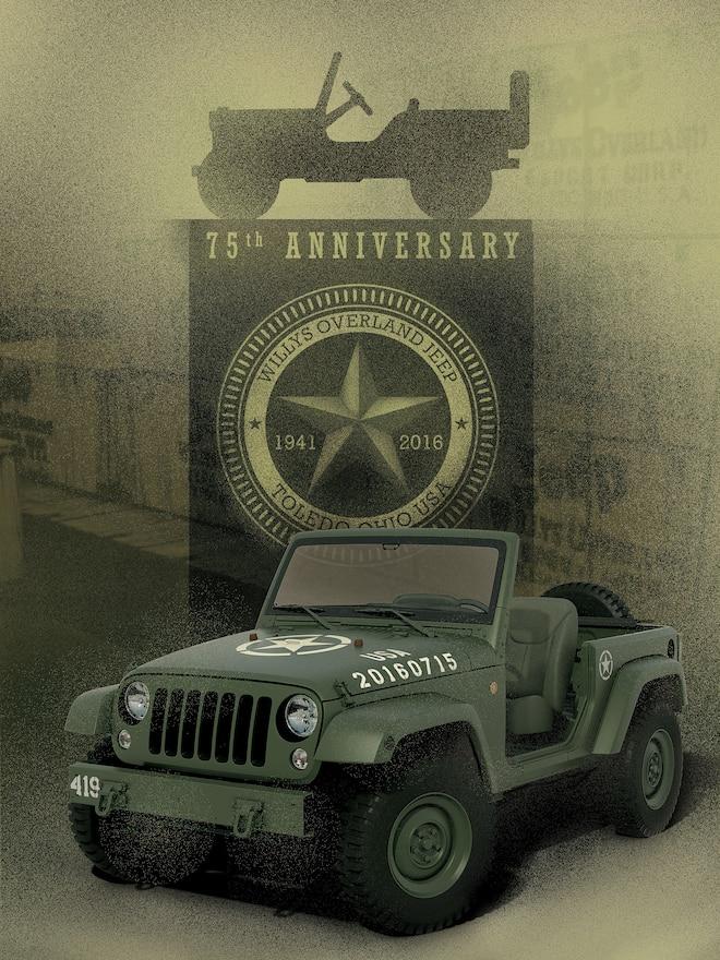 Salute Jeep Wrangler Concept Full