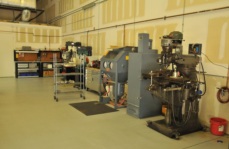 Dieselsite Machine Shop