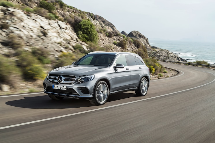 Mercedes-Benz Announces Pricing for New GLC