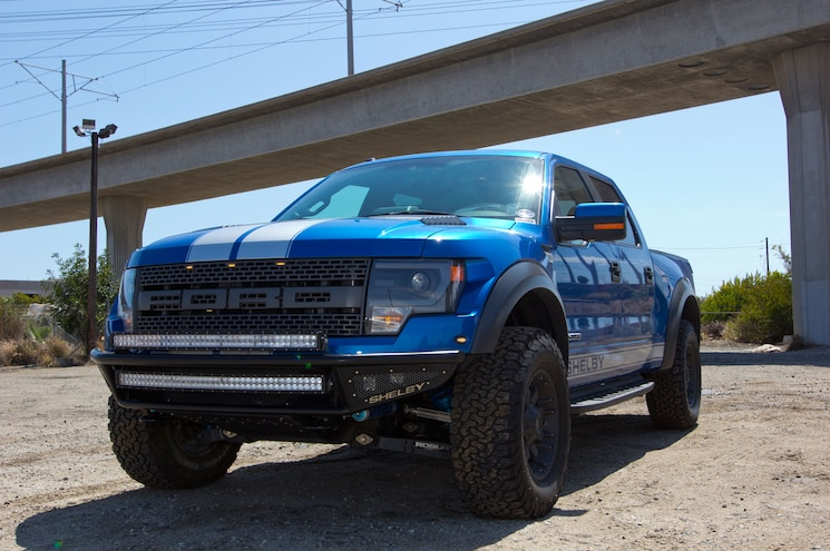 First Drive: 2014 Shelby Raptor Baja 700