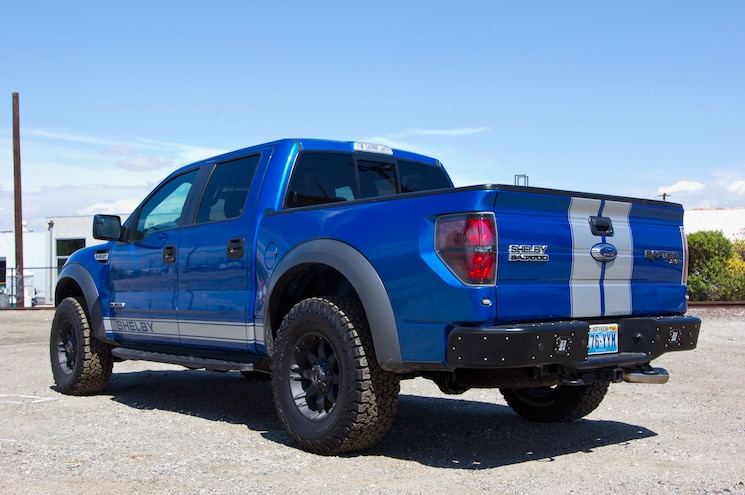 004 2014 Shelby Ford F150 Raptor 700
