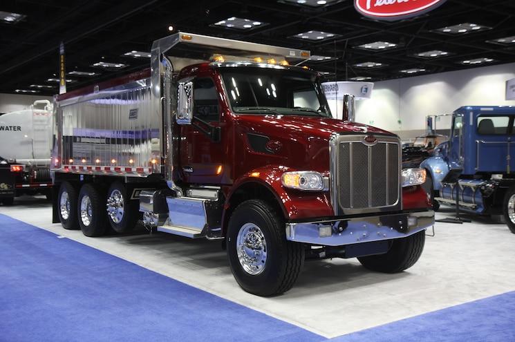 Peterbilt Dump Body Truck