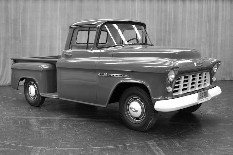 1955 Chevrolet 3100 Series Pickup