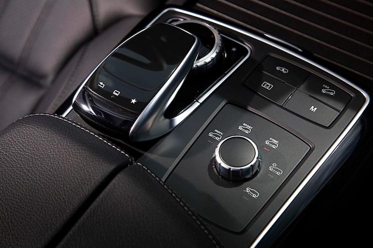 2017 Mercedes Benz GLS 4 Center