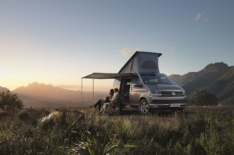 2016 Volkswagen Transporter Gets the California Treatment