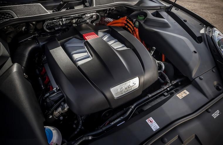 2015 Porsche Cayenne SE Hybrid