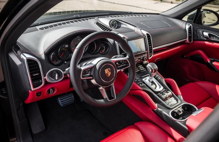 2015 Porsche Cayenne S