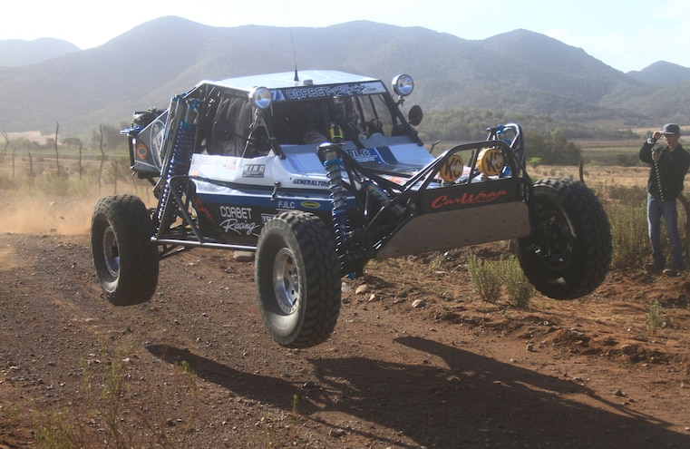 2015 NORRA Mexican 1000 Off Road Rally