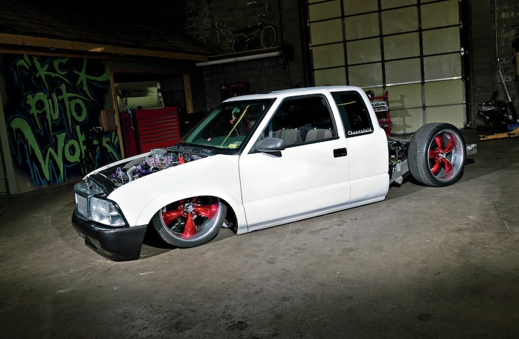 1997 Chevy S10 That Went From Car Lot to Beast Mode in Quick Time