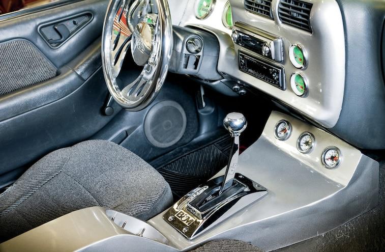 1997 Chevy S10 Interior