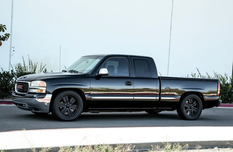 Used Lowered 2003 Gmc Sierra 1500