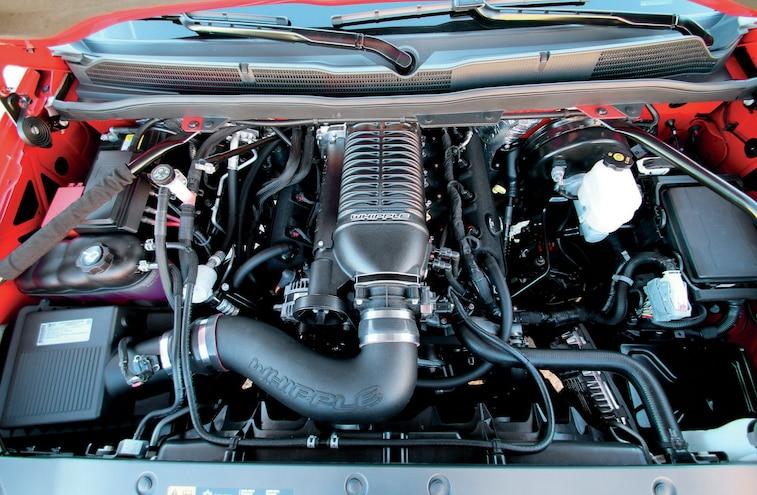 2014 Chevy Silverado Retro Mallet Super10 Supercharged 6 2l V8