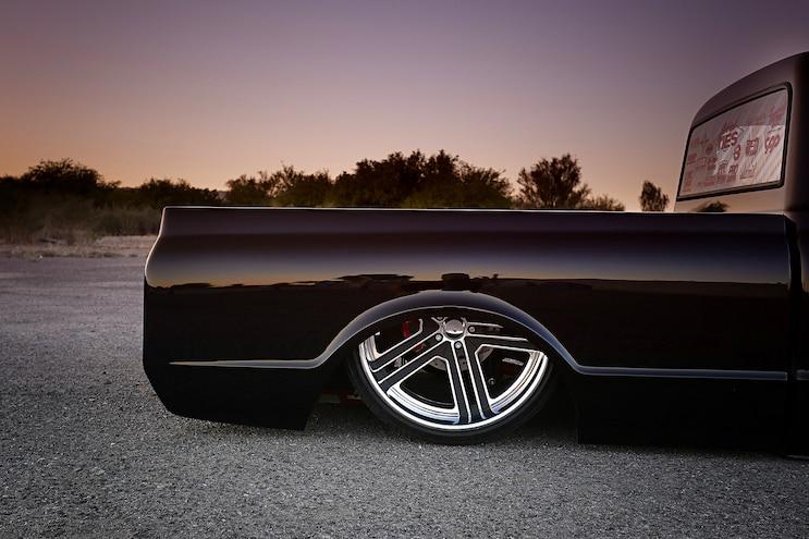 1969 Chevy C10 Wheel