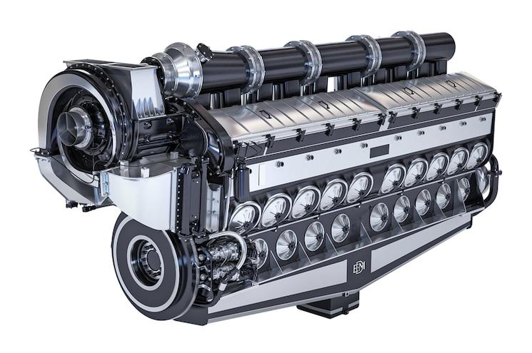Torque: Electro-Motive Diesel E 23