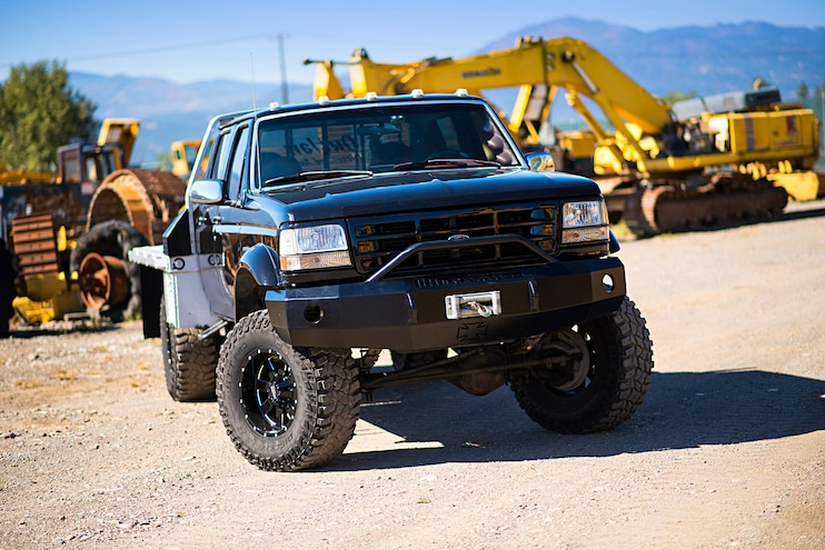 001 Ford F350