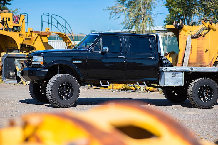 004ford F350