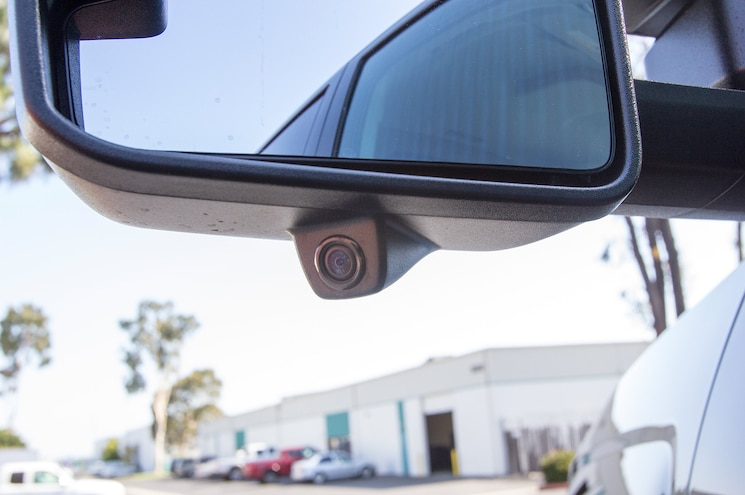 Side View Mirror Camera