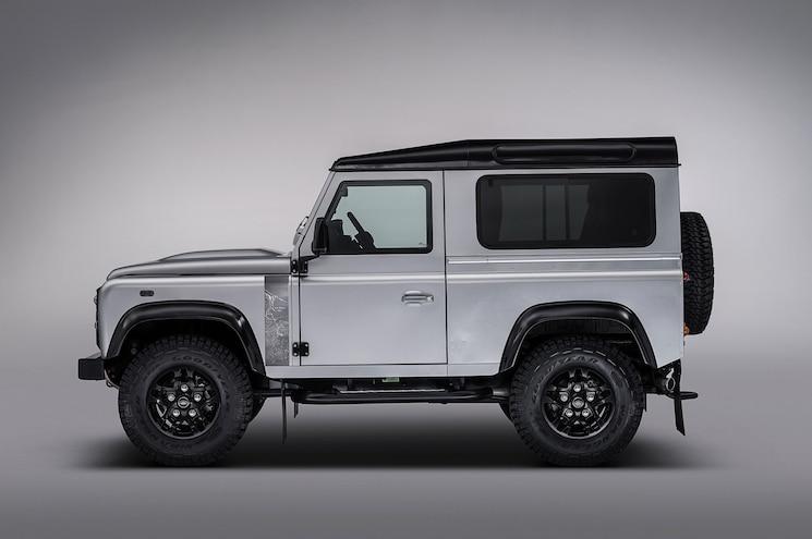 Land Rover Defender 2 Million Side Profile 01