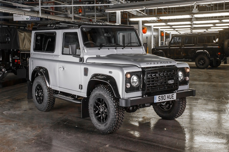 New Defender To Be Instantly Recognizable, Won't Look Like DC100 Concept