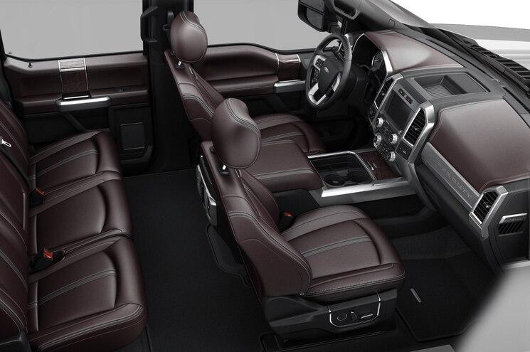 2017 Ford F 450 Super Duty Interior Build And Price