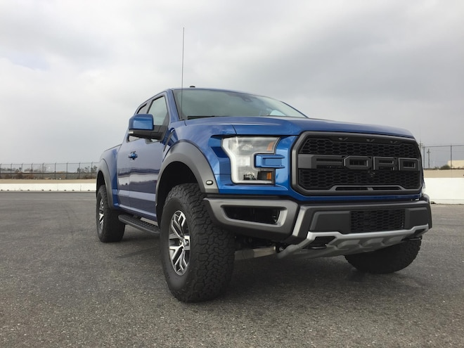 Truck Trend 2017 Pickup Truck Of The Year Ford F 150 Raptor
